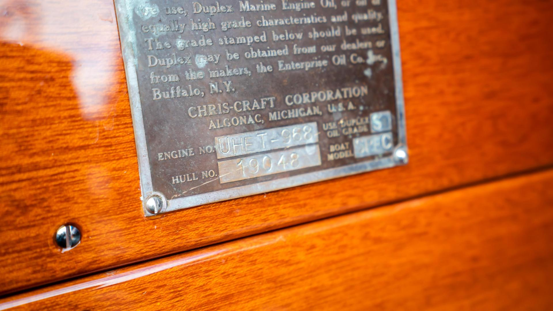 Chris-Craft-Special Race boat 1937 -Clayton-New York-United States-1546470 | Thumbnail