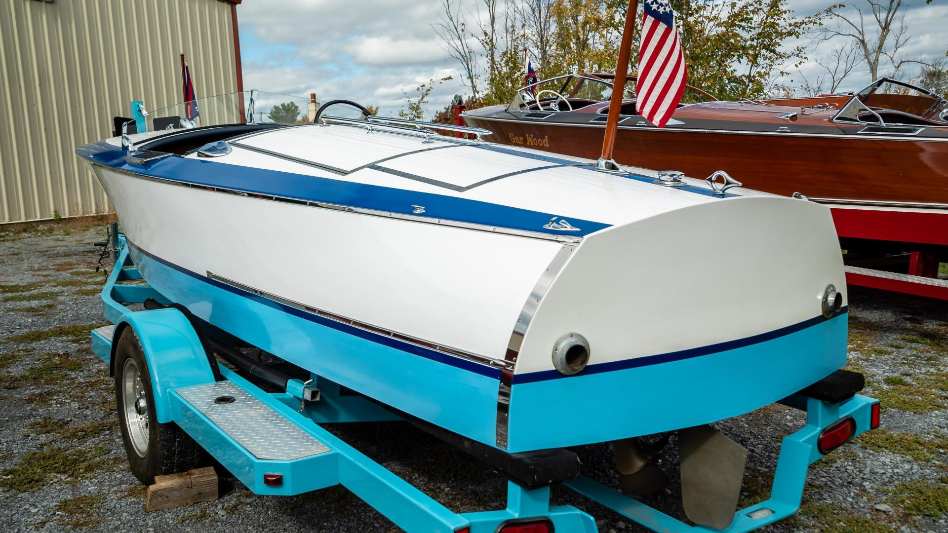 Chris-Craft-Special Race boat 1937 -Clayton-New York-United States-1546491 | Thumbnail