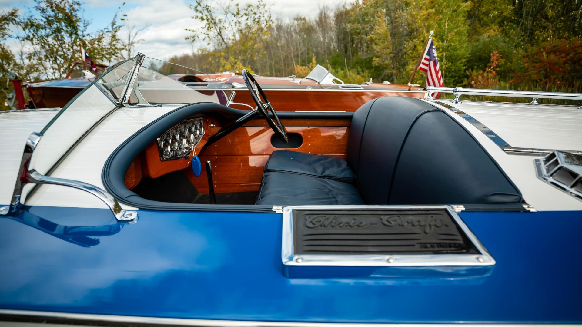 Chris-Craft-Special Race boat 1937 -Clayton-New York-United States-1546460 | Thumbnail