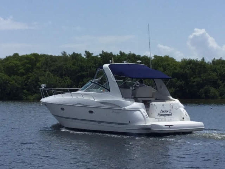 Cruisers-370 Express 2006-Anchor Management Sarasota-Florida-United States-2006 37 Cruisers  Anchor Management  Profile-1546858   Thumbnail
