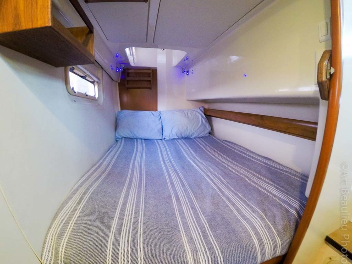 Leopard-37 PC 2008-Even Keel Cocoa Beach-Florida-United States-Double Berth-1546909 | Thumbnail
