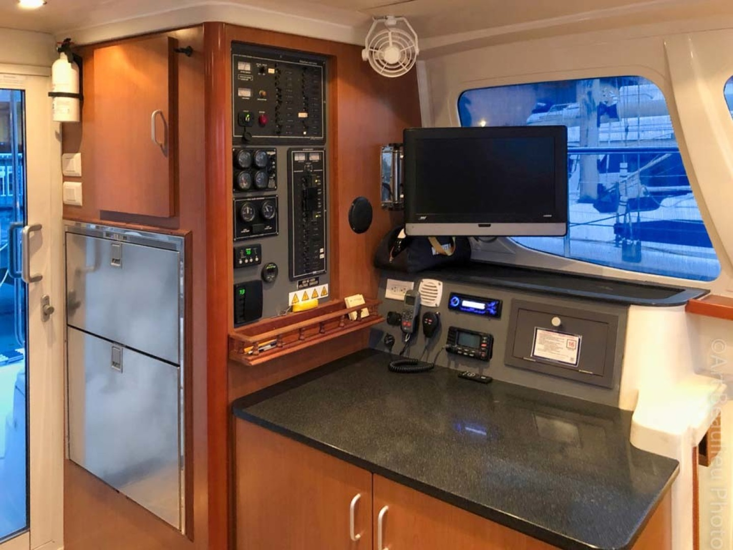 Leopard-37 PC 2008-Even Keel Cocoa Beach-Florida-United States-Nav Station-1546897 | Thumbnail