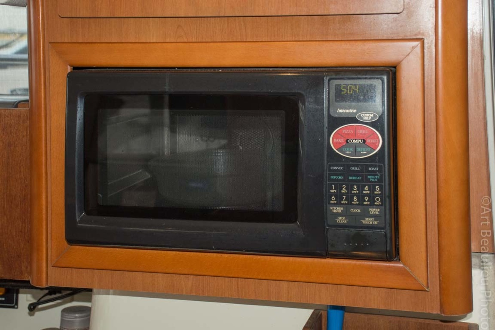 Leopard-37 PC 2008-Even Keel Cocoa Beach-Florida-United States-Interactive Microwave-1546902 | Thumbnail