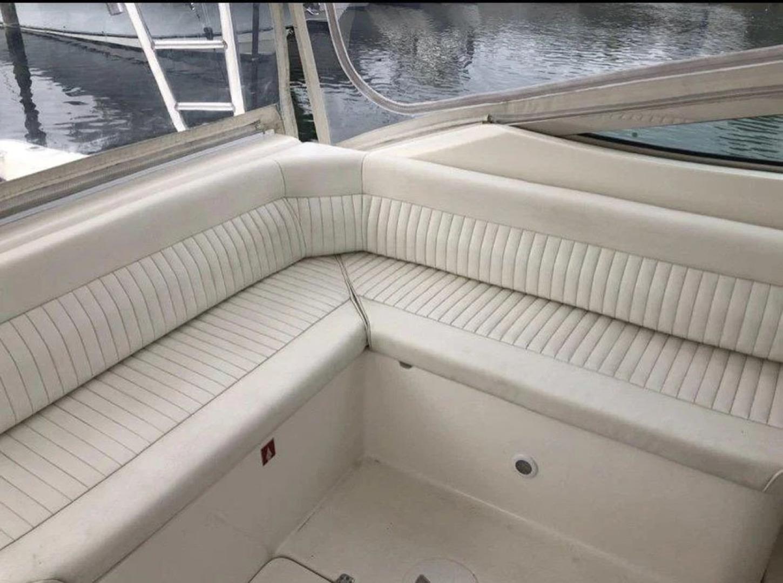 Riviera-4000 Express 2001-Shady Lady Hampton Bays-New York-United States-Companion Seating-1547567 | Thumbnail