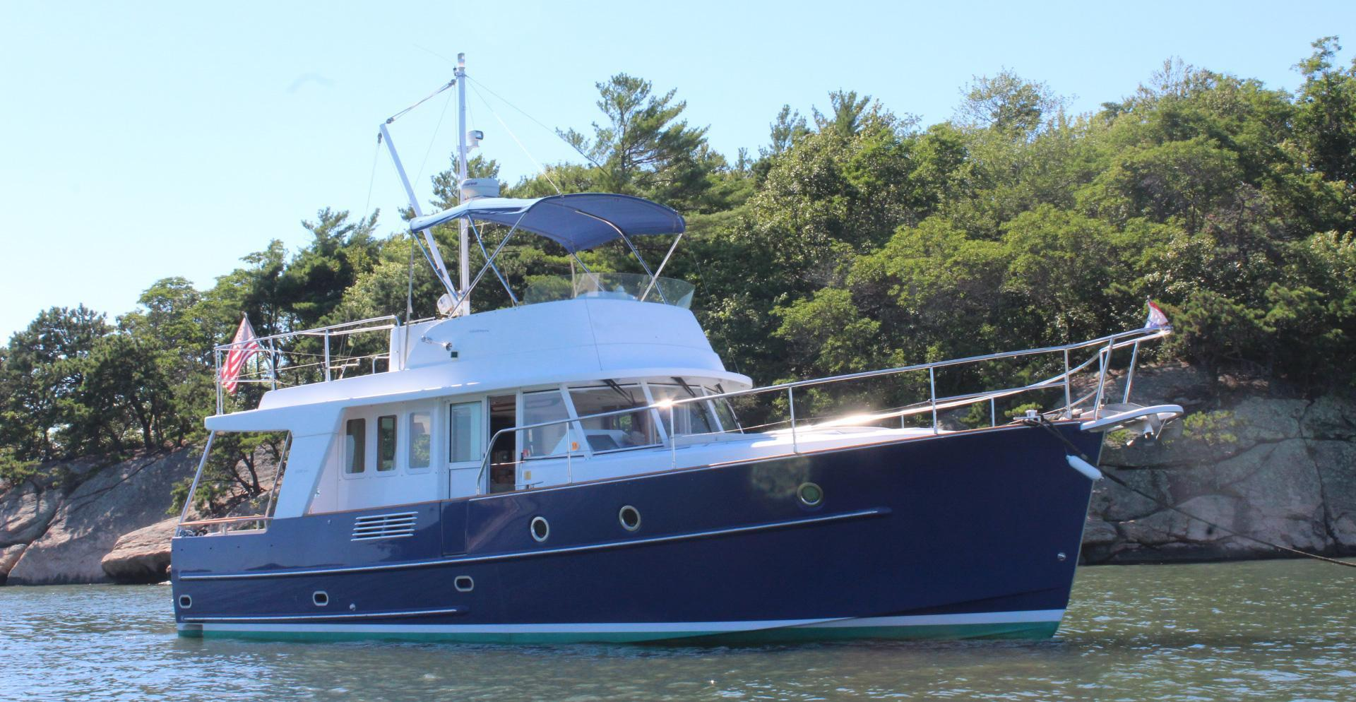 Beneteau-Swift Trawler 42 2006 -Essex-Connecticut-United States-1547732 | Thumbnail