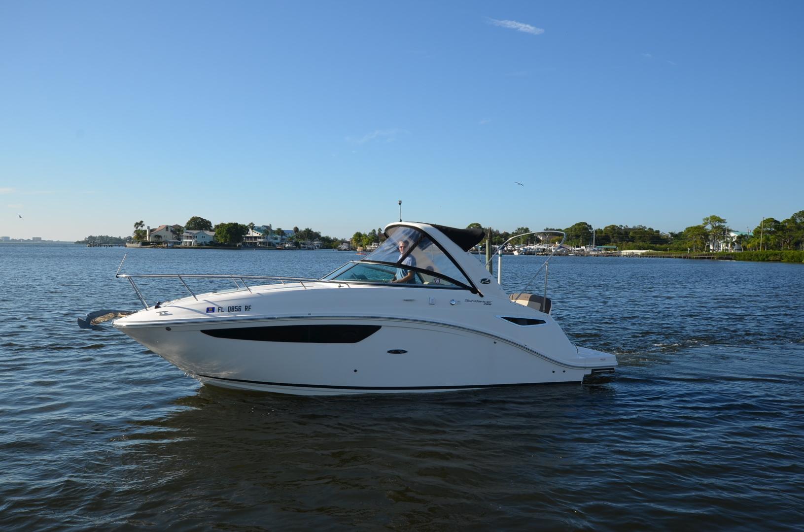 Sea Ray-260 Sundancer 2015 -Florida-United States-1557258 | Thumbnail