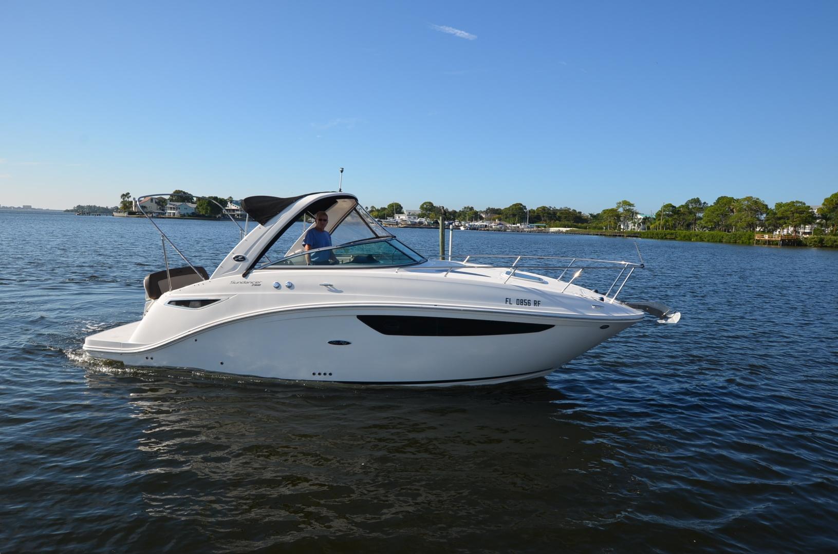 Sea Ray-260 Sundancer 2015 -Florida-United States-1557256 | Thumbnail