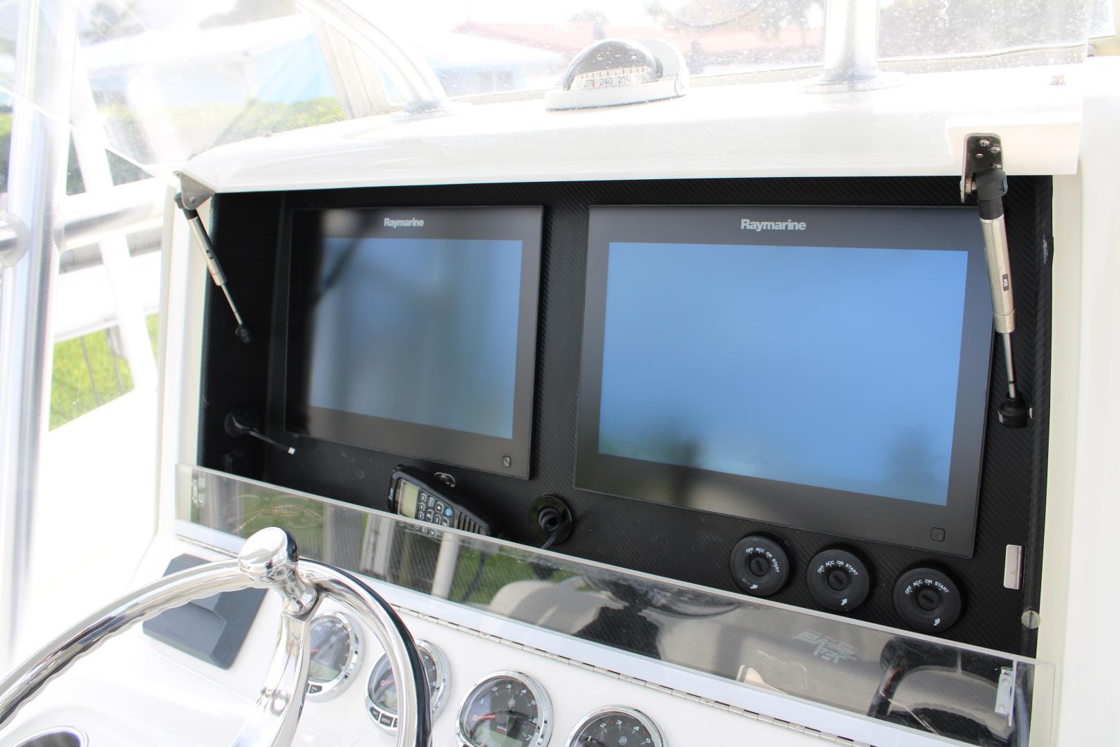 SeaVee-340Z 2018-Chop It Up Pompano Beach-Florida-United States-1548168   Thumbnail