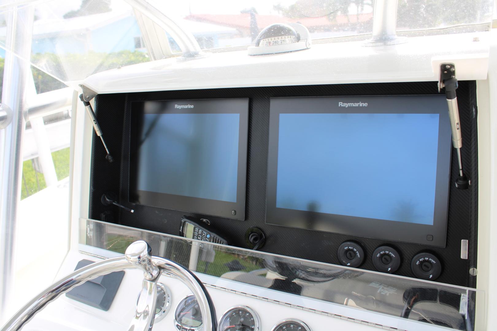 SeaVee-340Z 2018-Chop It Up Pompano Beach-Florida-United States-1548174   Thumbnail