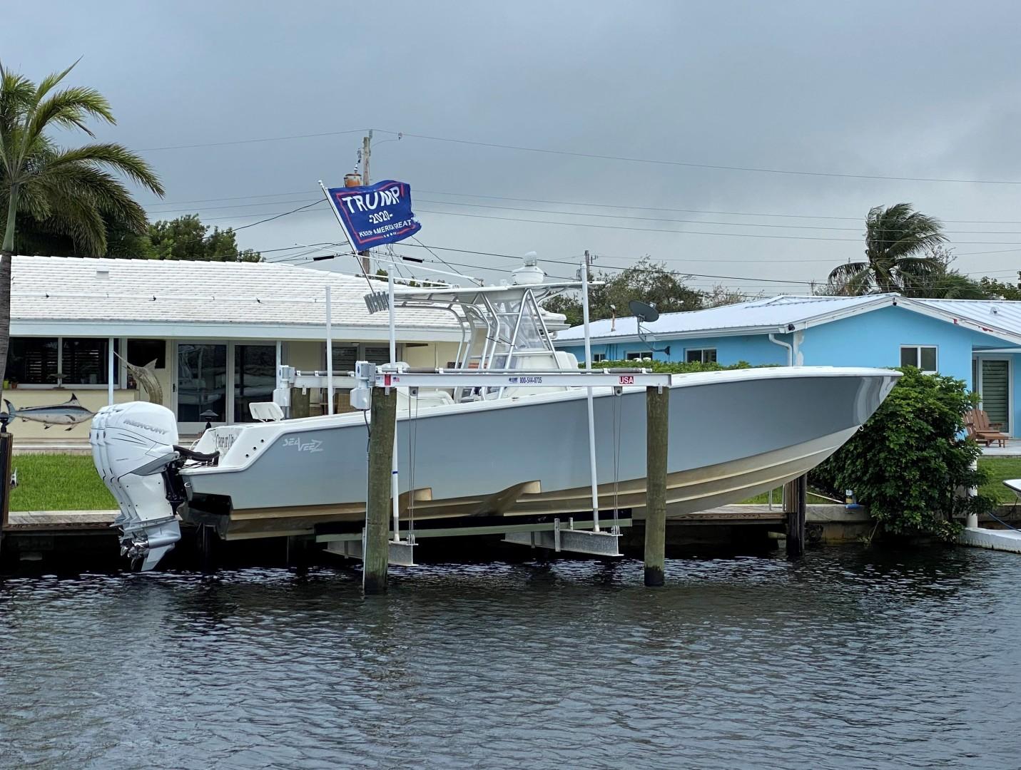 SeaVee-340Z 2018-Chop It Up Pompano Beach-Florida-United States-1548107   Thumbnail