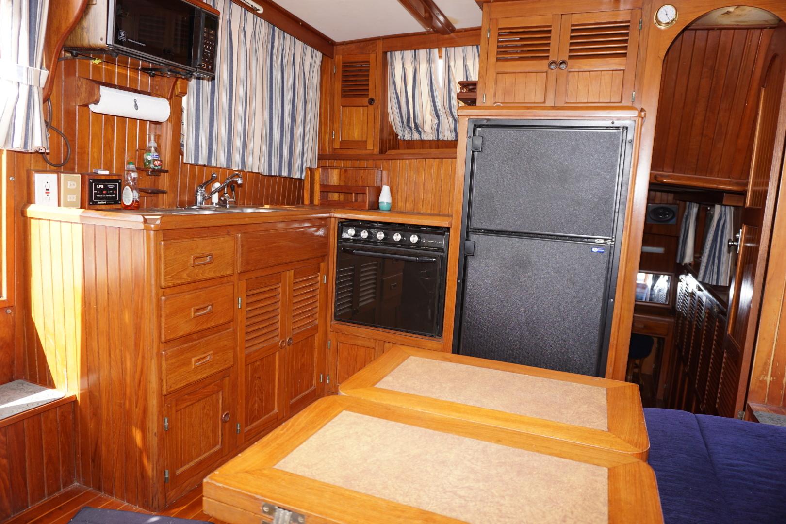 Monk-36 Trawler 1985-In Vino Veritas Naples-Florida-United States-1548578 | Thumbnail