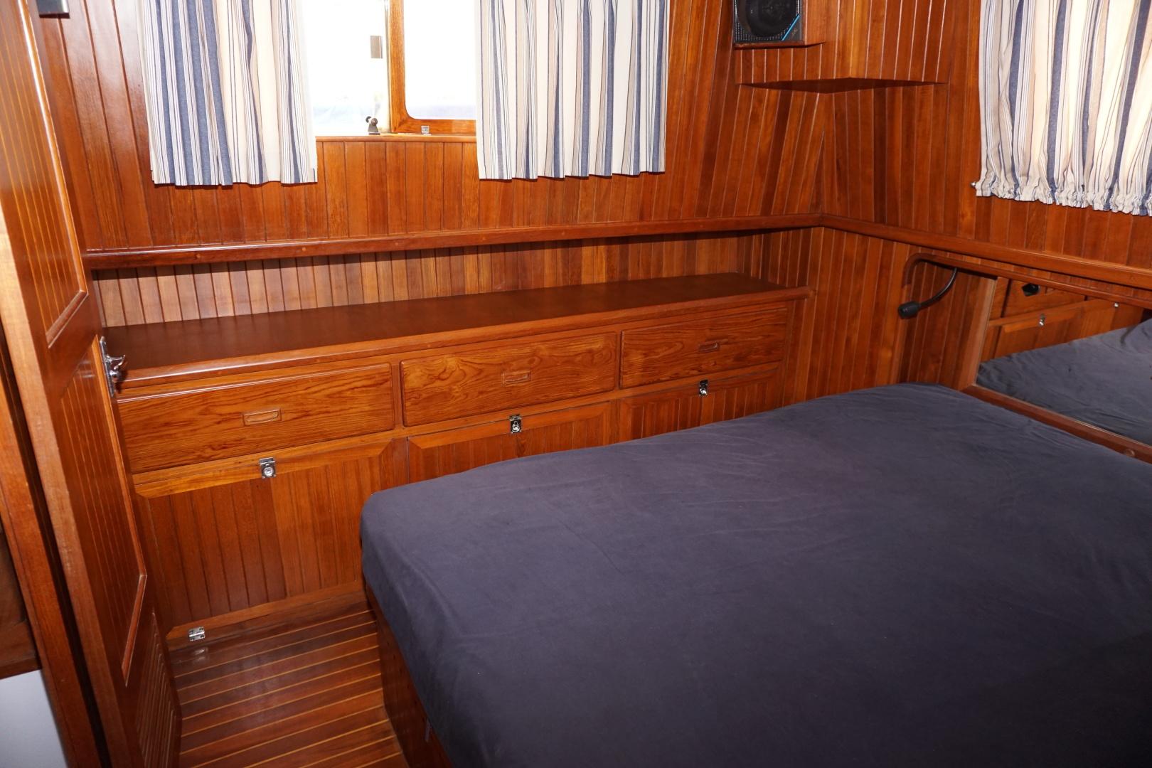 Monk-36 Trawler 1985-In Vino Veritas Naples-Florida-United States-1548571 | Thumbnail