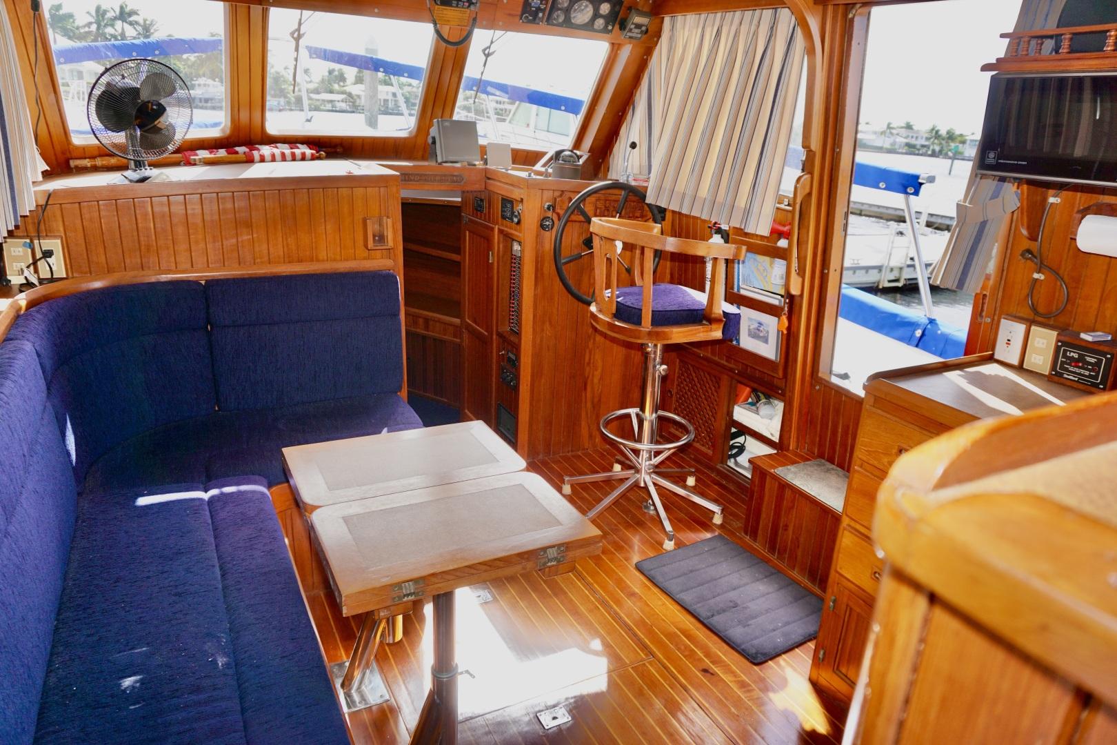 Monk-36 Trawler 1985-In Vino Veritas Naples-Florida-United States-1548574 | Thumbnail
