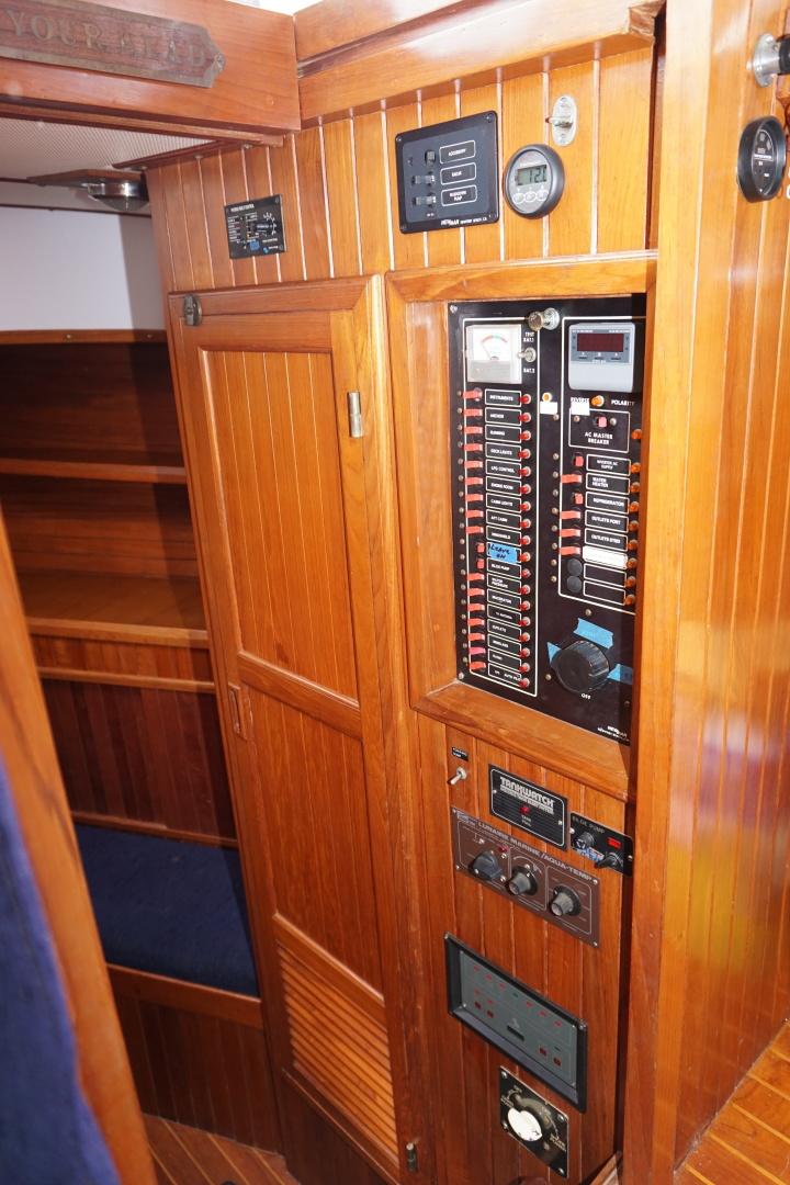 Monk-36 Trawler 1985-In Vino Veritas Naples-Florida-United States-1548568 | Thumbnail