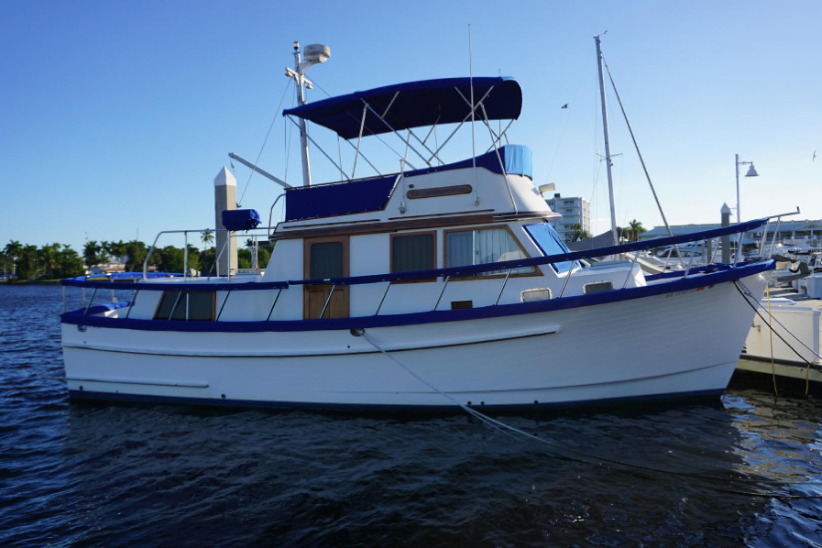 Monk-36 Trawler 1985-In Vino Veritas Naples-Florida-United States-Monk 36 Trawler Profile-1571247 | Thumbnail