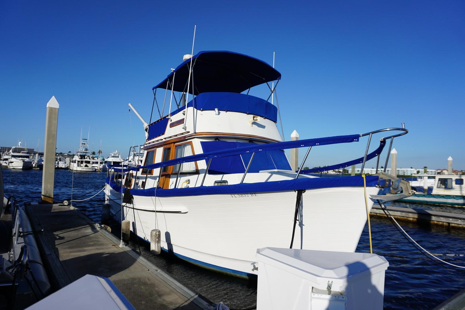 Monk-36 Trawler 1985-In Vino Veritas Naples-Florida-United States-1571249 | Thumbnail