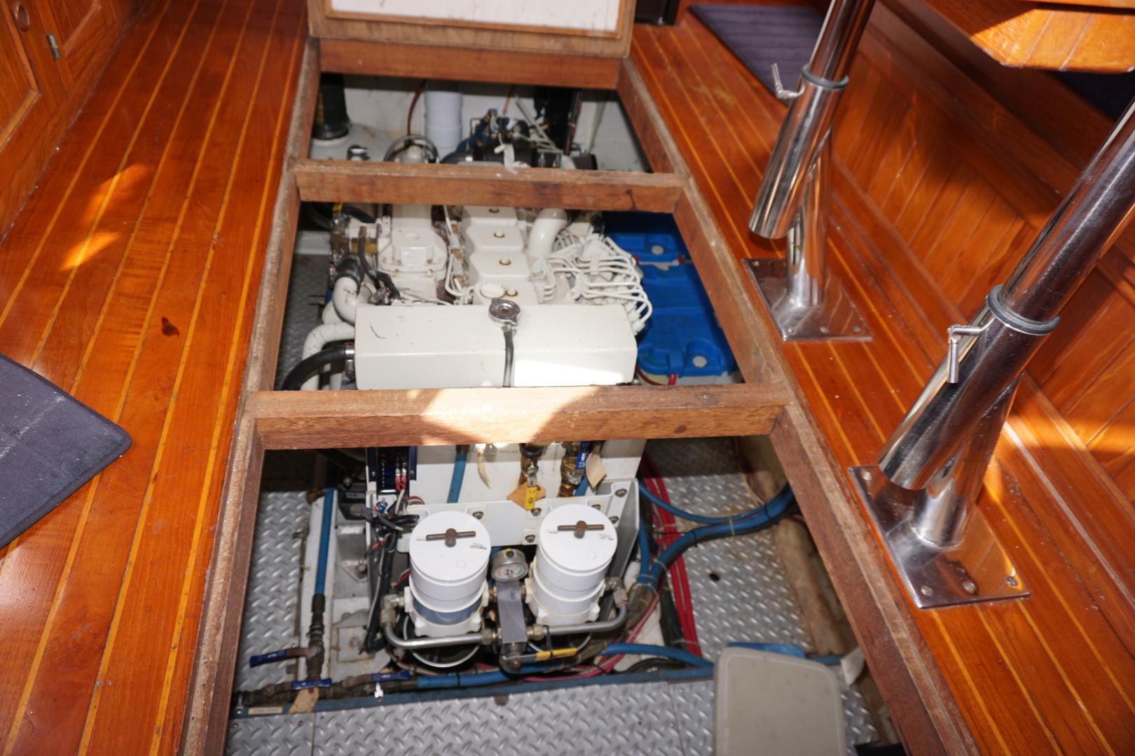 Monk-36 Trawler 1985-In Vino Veritas Naples-Florida-United States-1548579 | Thumbnail