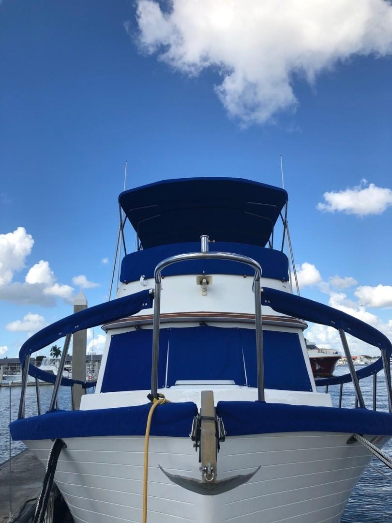 Monk-36 Trawler 1985-In Vino Veritas Naples-Florida-United States-1560630 | Thumbnail