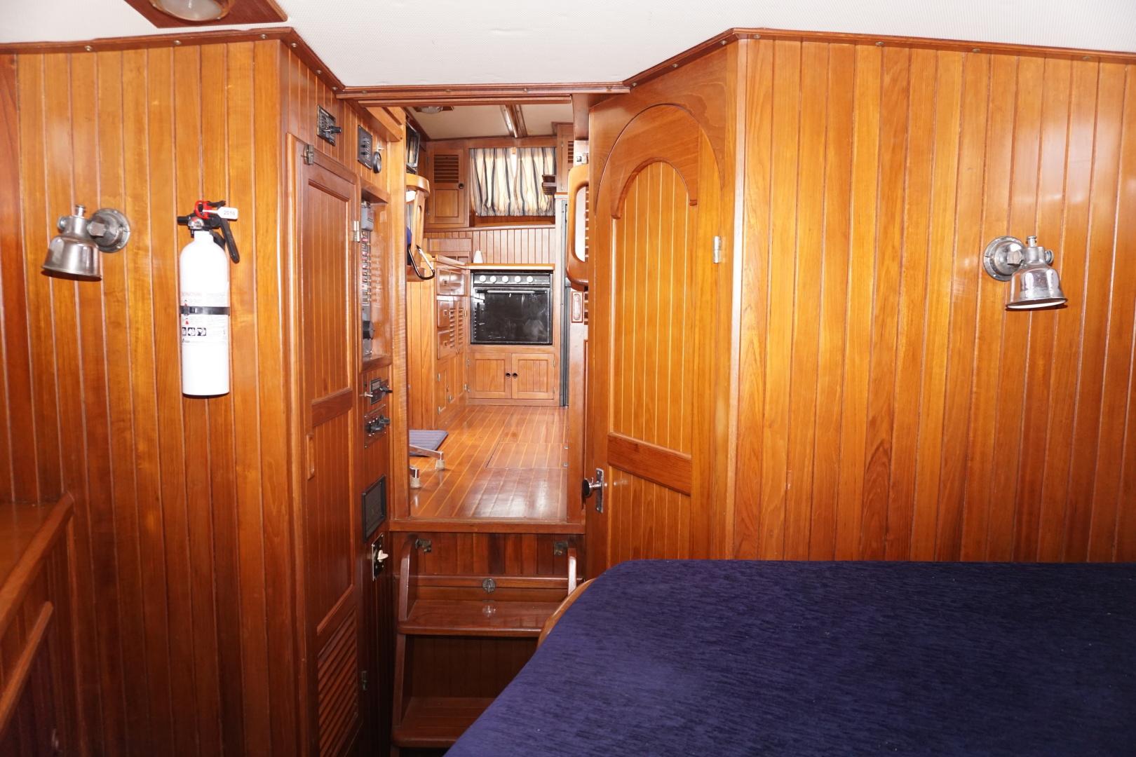 Monk-36 Trawler 1985-In Vino Veritas Naples-Florida-United States-1548565 | Thumbnail