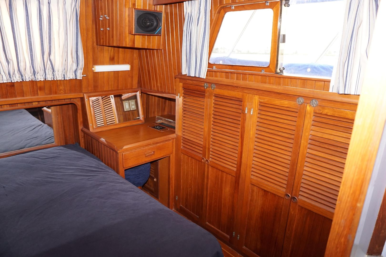 Monk-36 Trawler 1985-In Vino Veritas Naples-Florida-United States-1548570 | Thumbnail