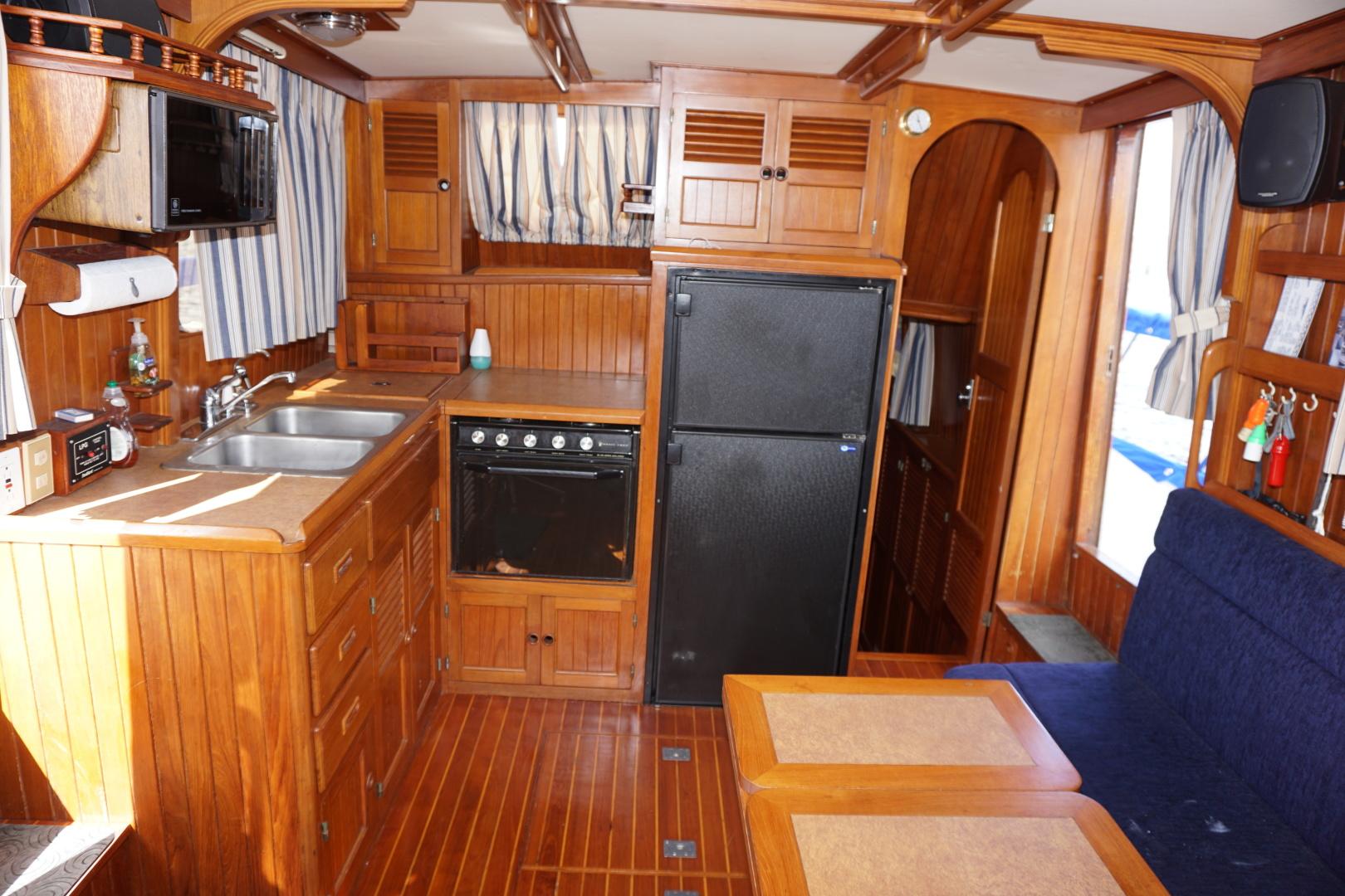 Monk-36 Trawler 1985-In Vino Veritas Naples-Florida-United States-1548575 | Thumbnail
