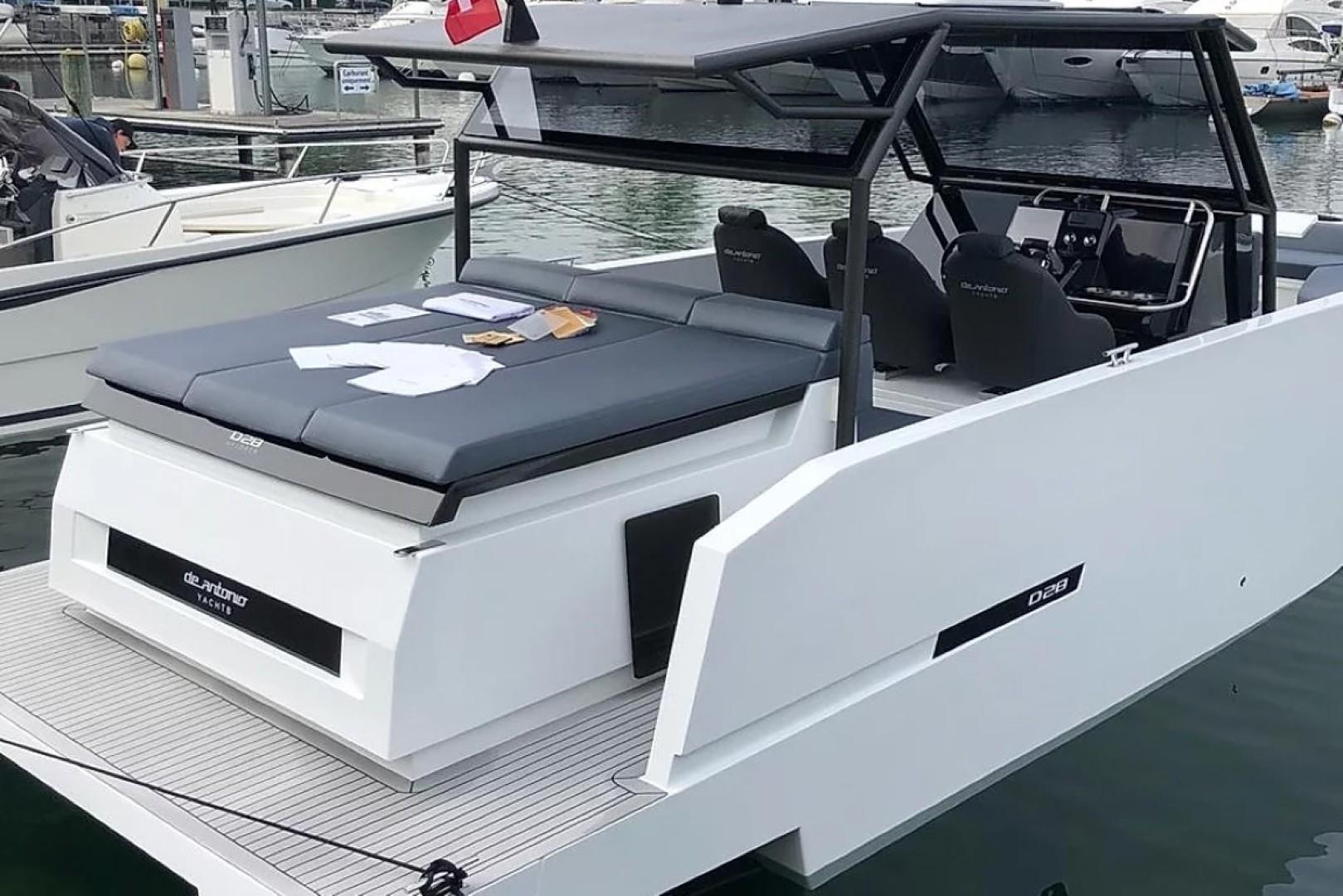 De Antonio-D28 Xplorer 2020-De Antonio Yachts D28 Xplorer Fort Lauderdale-Florida-United States-1548805 | Thumbnail