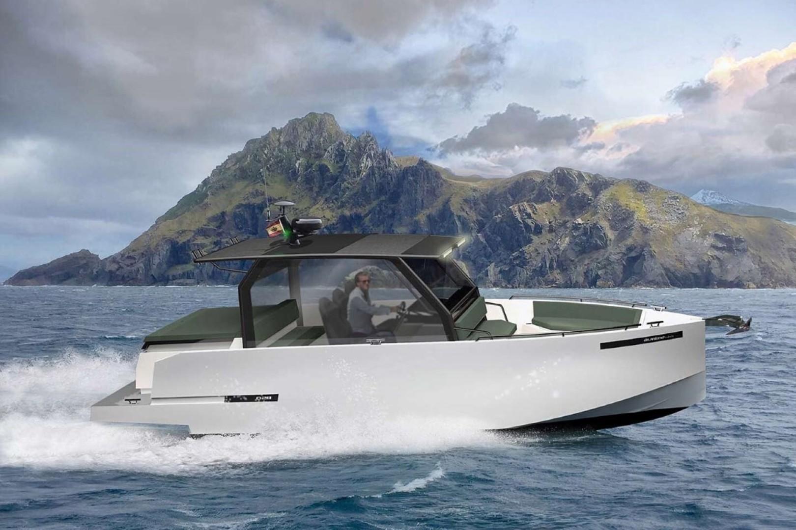 De Antonio-D28 Xplorer 2020-De Antonio Yachts D28 Xplorer Fort Lauderdale-Florida-United States-1548795 | Thumbnail