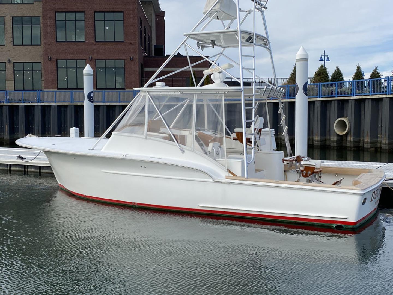 Jersey Cape-36 Devil 2005-Decisive Bridgeport-Connecticut-United States-Port Side View-1550725 | Thumbnail