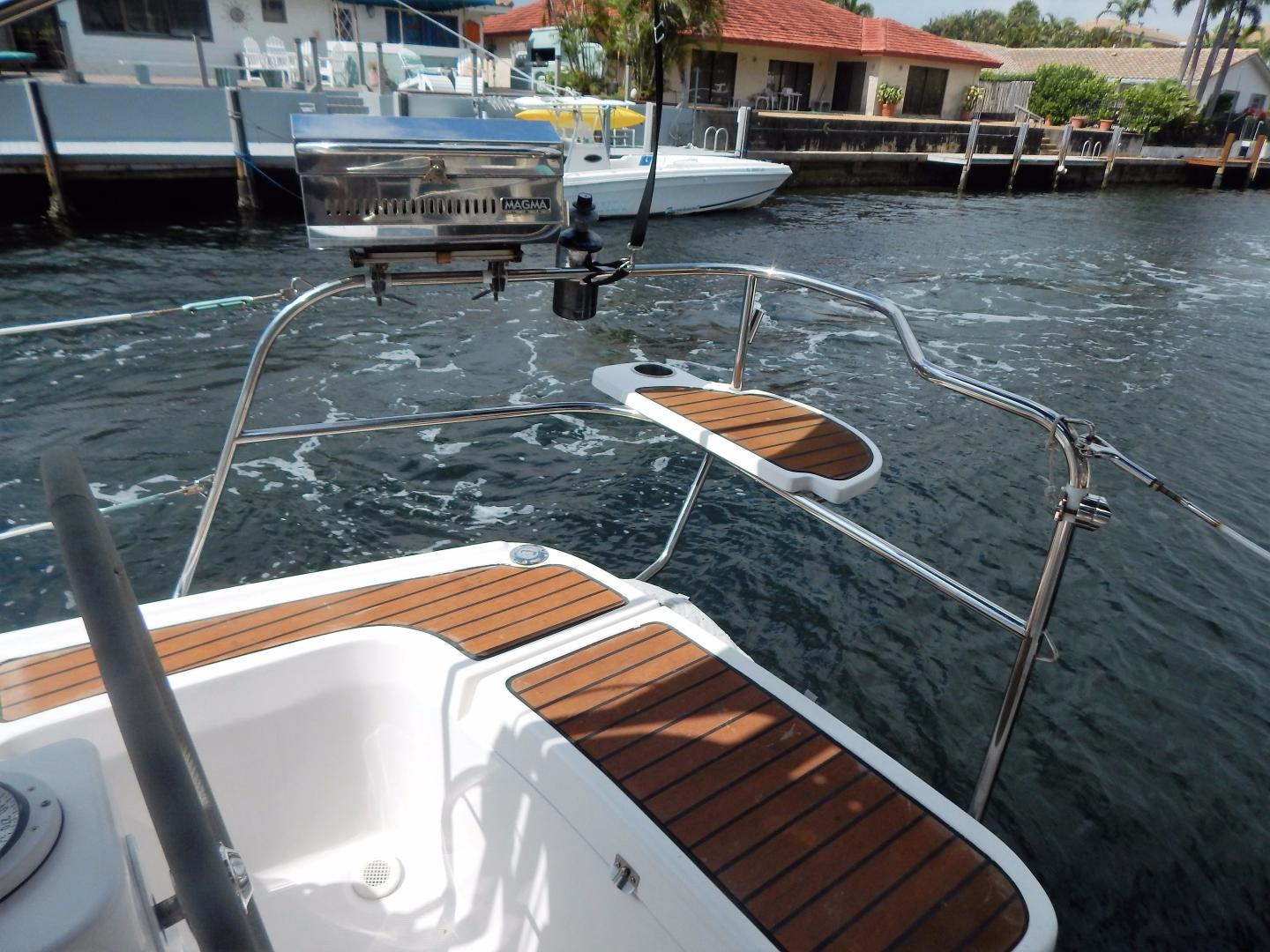 Hunter-Deck Salon 2012-PINK PONY SAILS Fort Lauderdale-Florida-United States-1549230 | Thumbnail