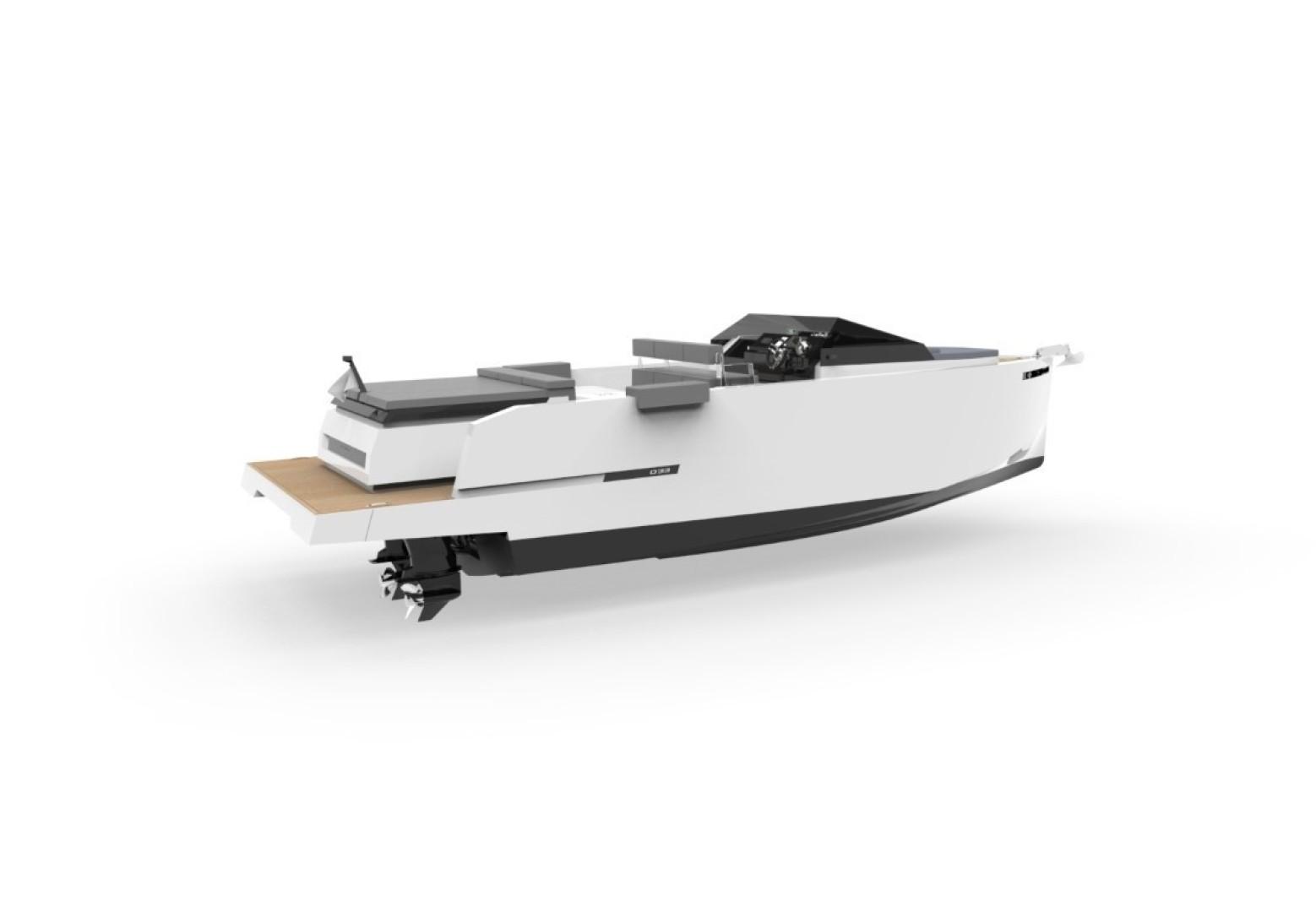 De Antonio-D34 Cruiser 2020-De Antonio Yachts D34 Cruiser Fort Lauderdale-Florida-United States-De Antonio Yachts_D34 Cruiser_layout 02-1549249 | Thumbnail