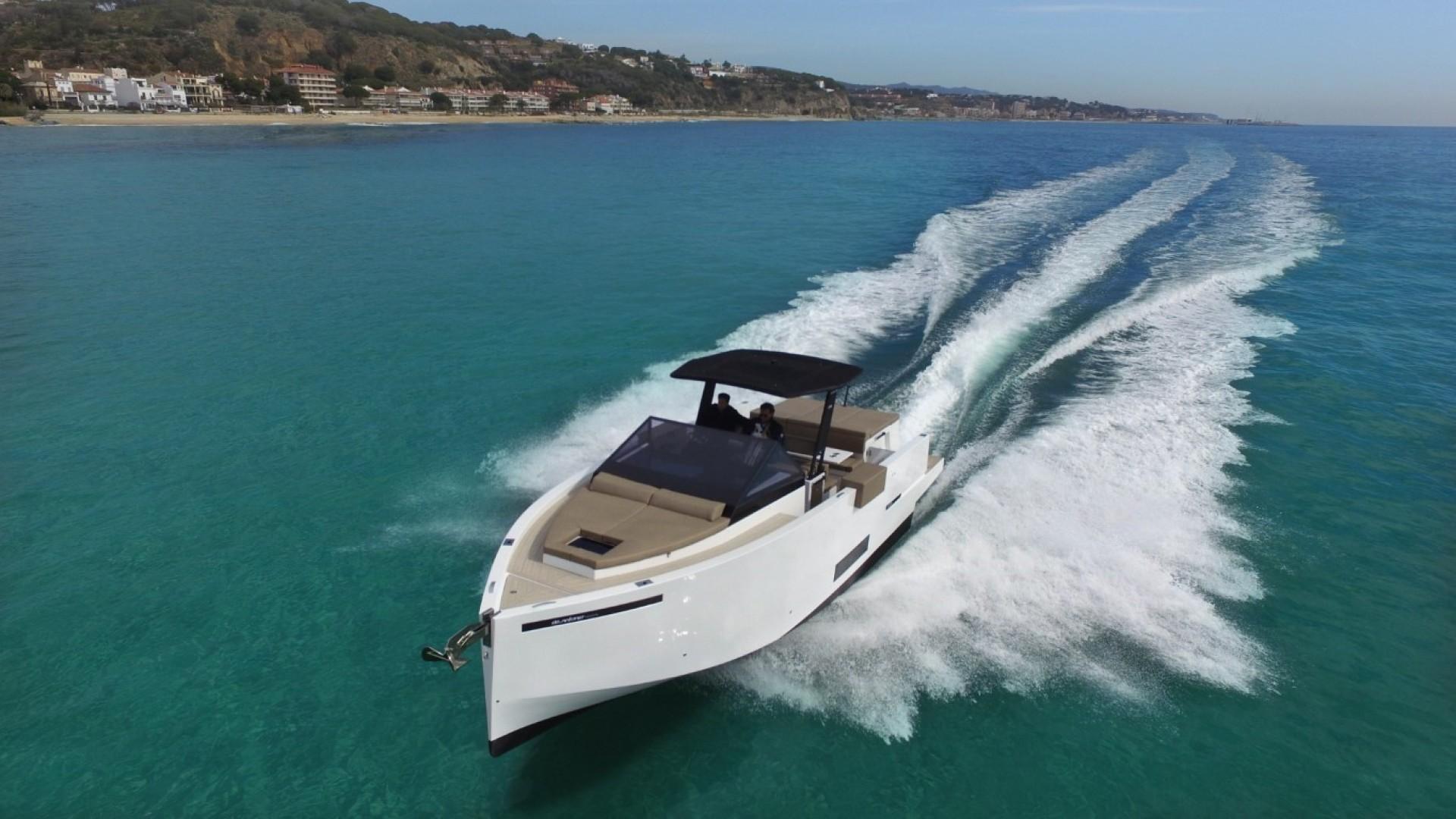 De Antonio-D34 Cruiser 2020-De Antonio Yachts D34 Cruiser Fort Lauderdale-Florida-United States-De Antonio Yachts_D34 Cruiser_01-1549264 | Thumbnail