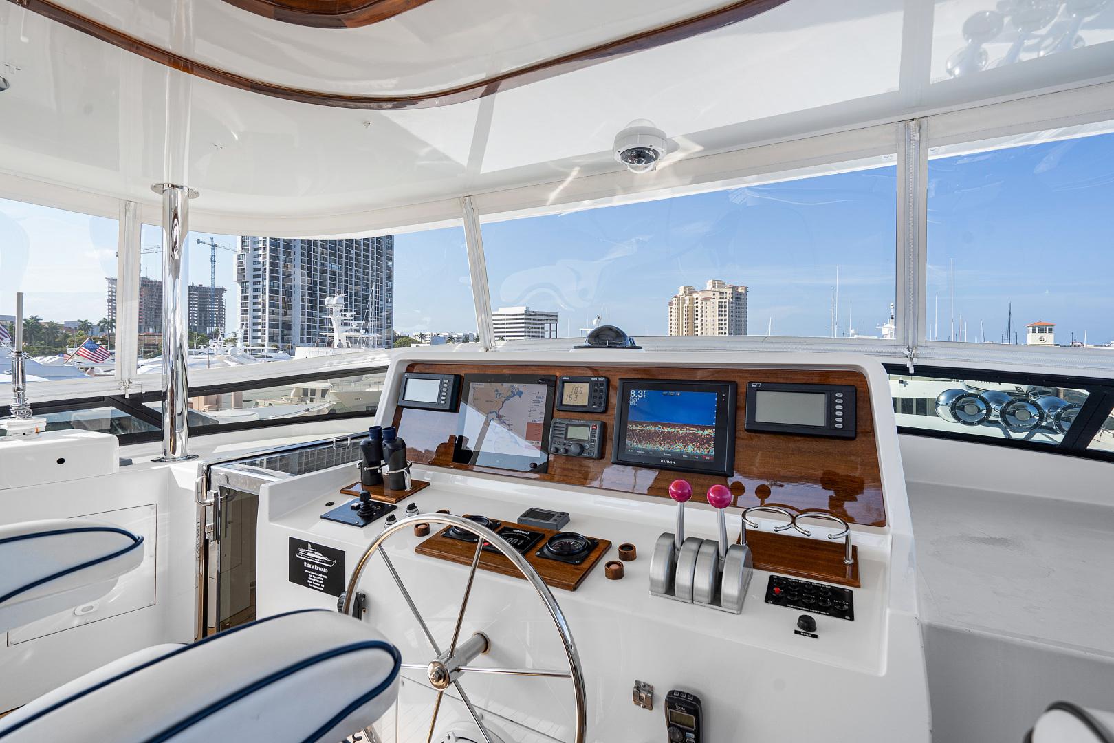 Westport-Raised Pilothouse 2001-Risk & Reward Lighthouse Point-Florida-United States-Flybridge-1549817   Thumbnail