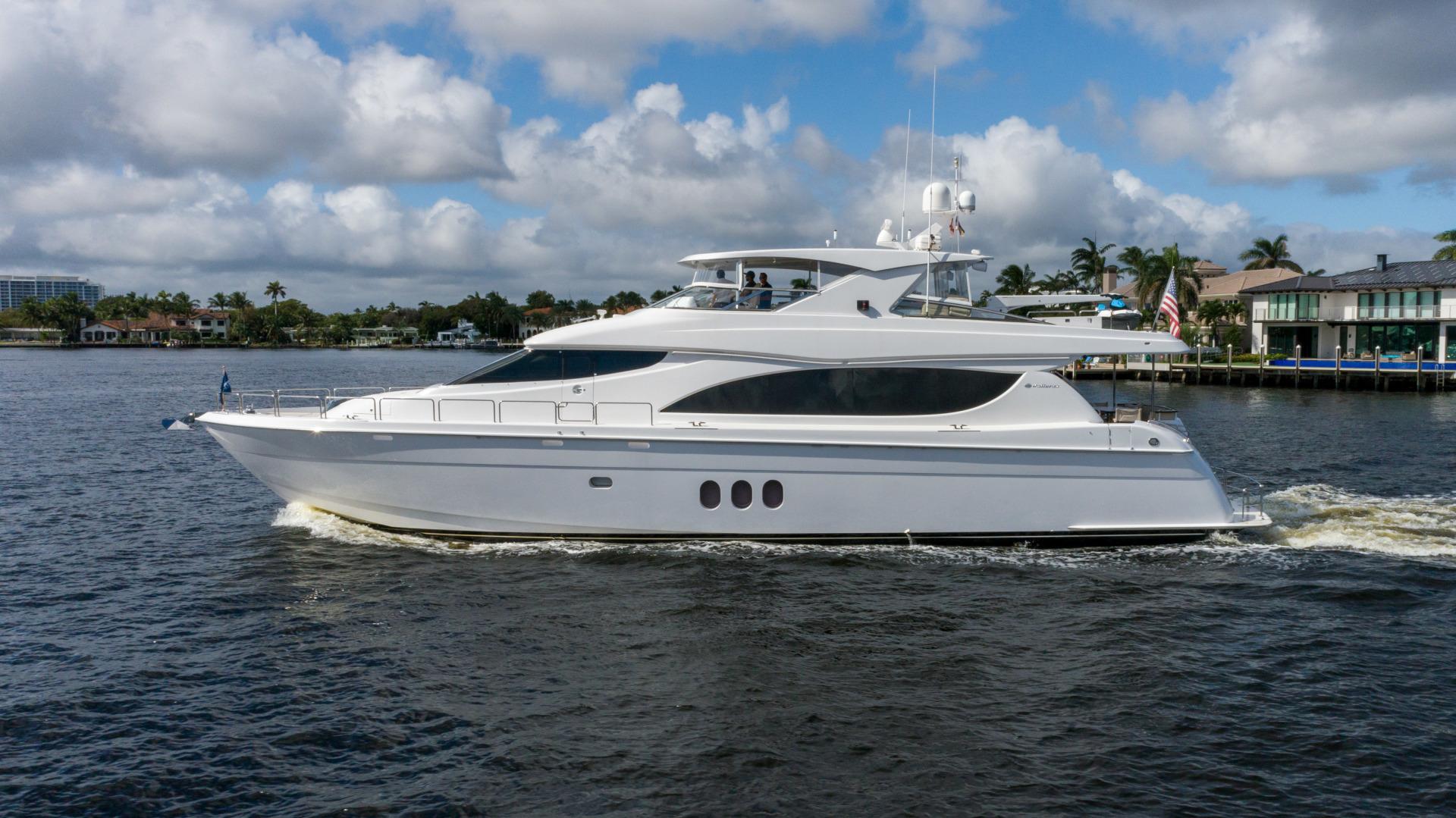 Hatteras-80 Motor Yacht 2012-Khaleesi Fort Lauderdale-Florida-United States-1566148 | Thumbnail