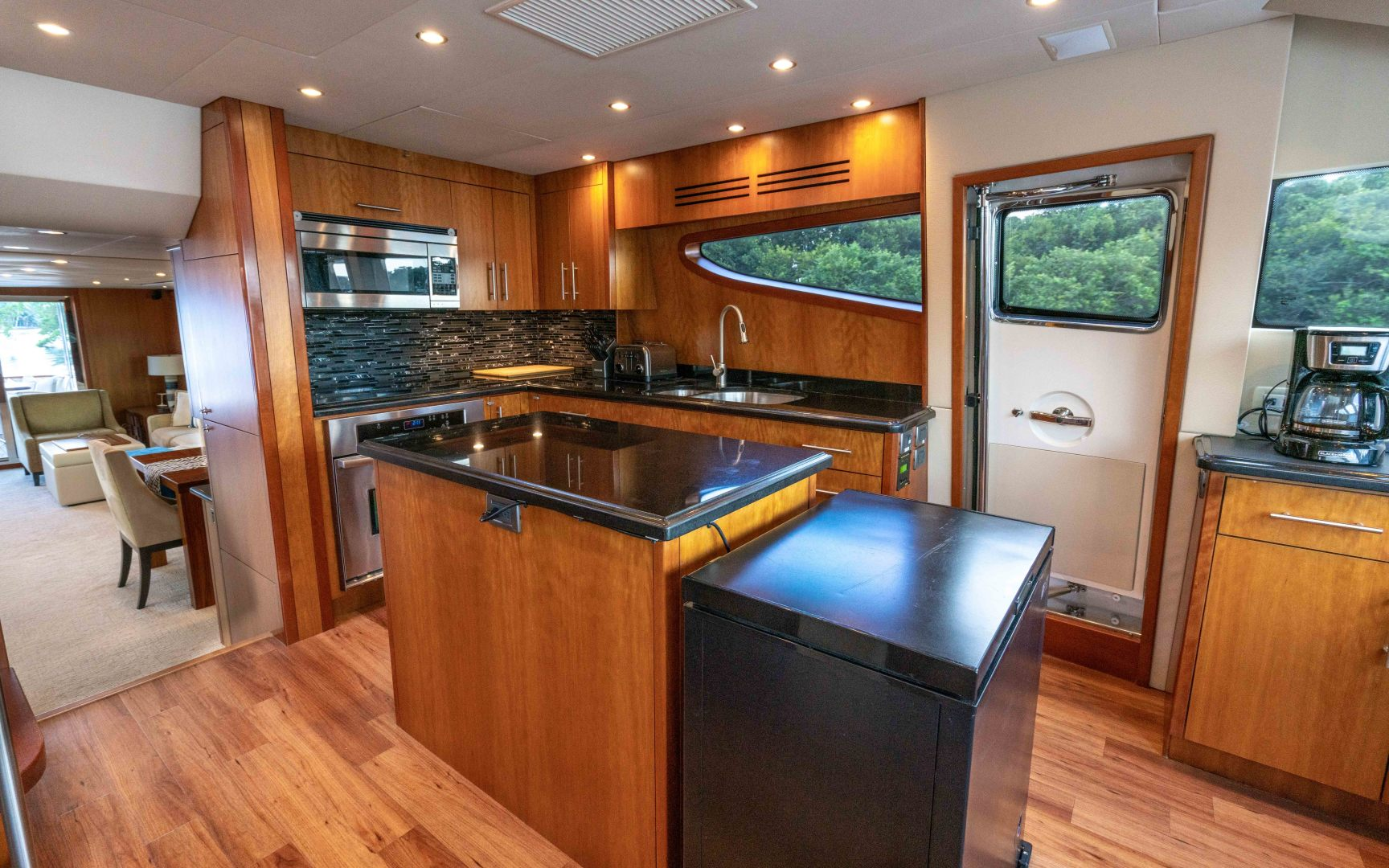Hatteras-80 Motor Yacht 2012-Khaleesi Fort Lauderdale-Florida-United States-1566177 | Thumbnail