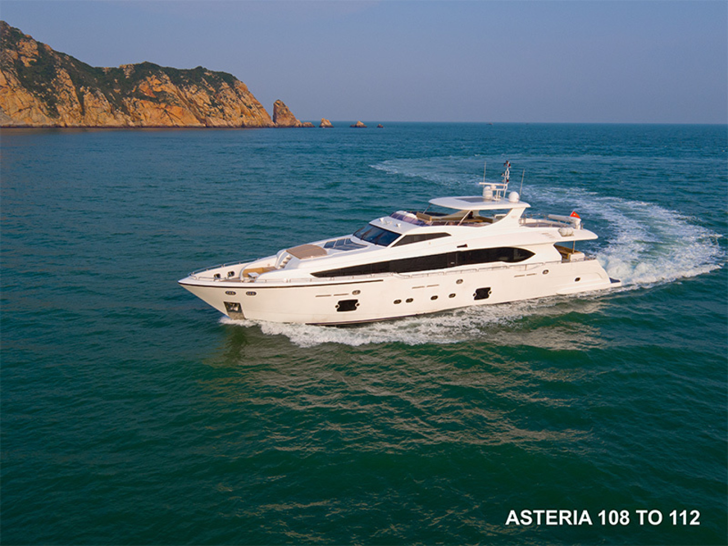 Heysea-Asteria 112 2022-ASTERIA China-1598689 | Thumbnail