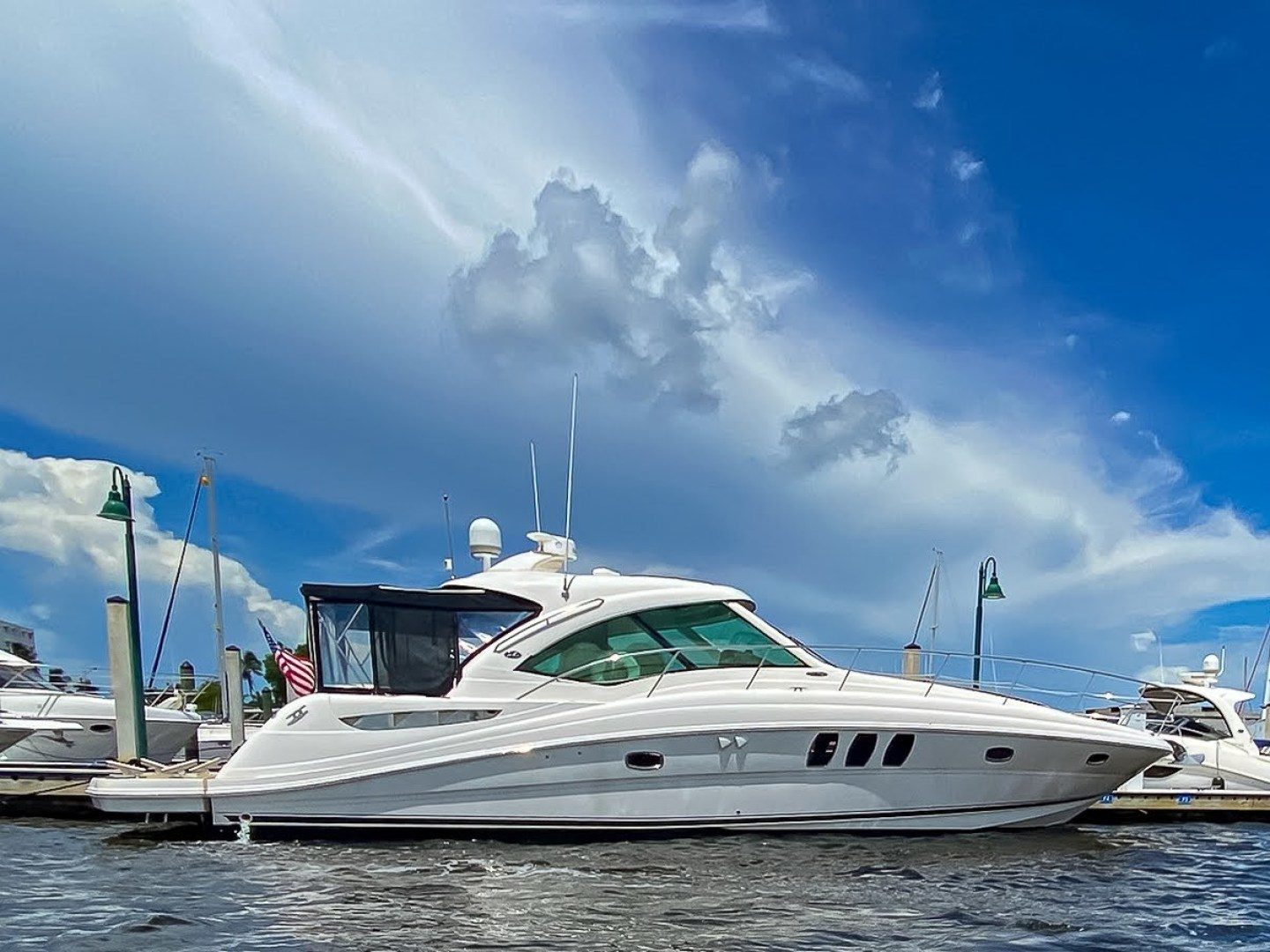 Sea Ray Sundancer 2006-Unforgettable Fort Lauderdale-Florida-United States-Sea Ray 48 Sundancer-1550952 | Thumbnail