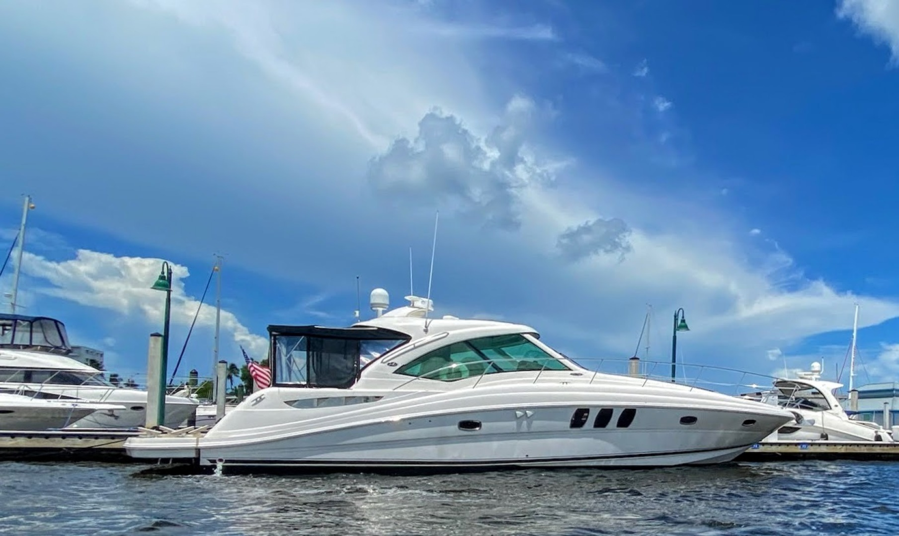 Sea Ray Sundancer 2006-Unforgettable Fort Lauderdale-Florida-United States-Sea Ray 48 Sundancer-1550935 | Thumbnail