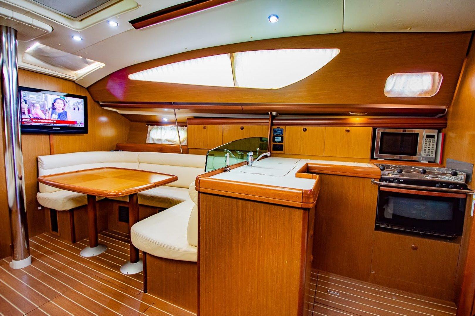 Jeanneau-42DS 2007-Layla Fort Lauderdale-Florida-United States-Jeanneau 42DS-1551263 | Thumbnail