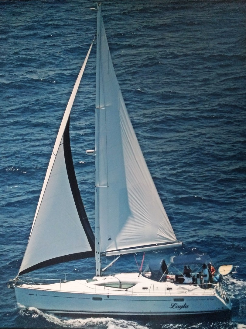 Jeanneau-42DS 2007-Layla Fort Lauderdale-Florida-United States-Jeanneau 42DS-1551272 | Thumbnail