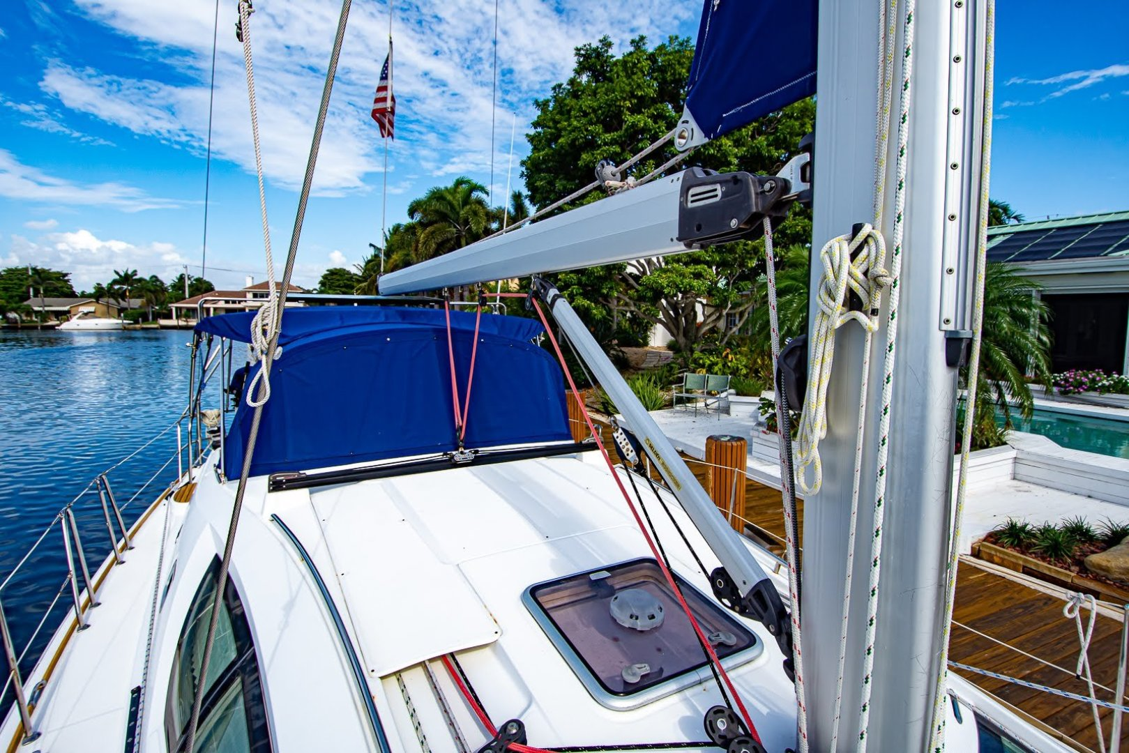 Jeanneau-42DS 2007-Layla Fort Lauderdale-Florida-United States-Jeanneau 42DS-1551270 | Thumbnail
