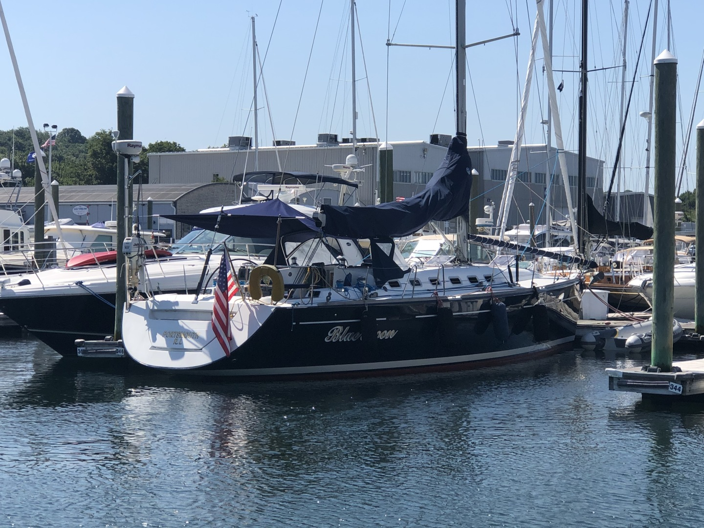 Beneteau-First 47.7 2004 -Portsmouth-Rhode Island-United States-Stb Side-1551497 | Thumbnail
