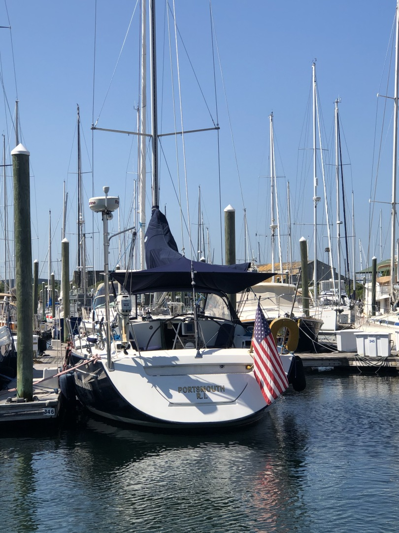 Beneteau-First 47.7 2004 -Portsmouth-Rhode Island-United States-Transom-1551515 | Thumbnail