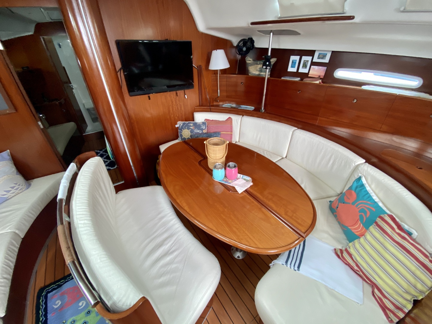 Beneteau-First 47.7 2004 -Portsmouth-Rhode Island-United States-Salon Table-1551501 | Thumbnail