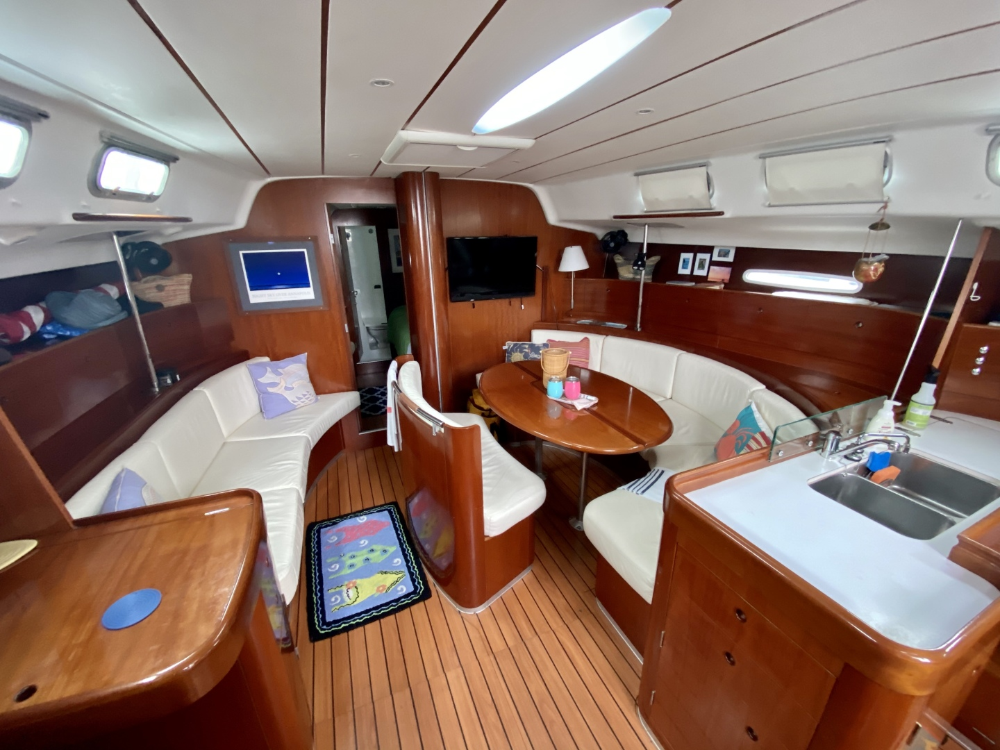 Beneteau-First 47.7 2004 -Portsmouth-Rhode Island-United States-Salon-1551499 | Thumbnail