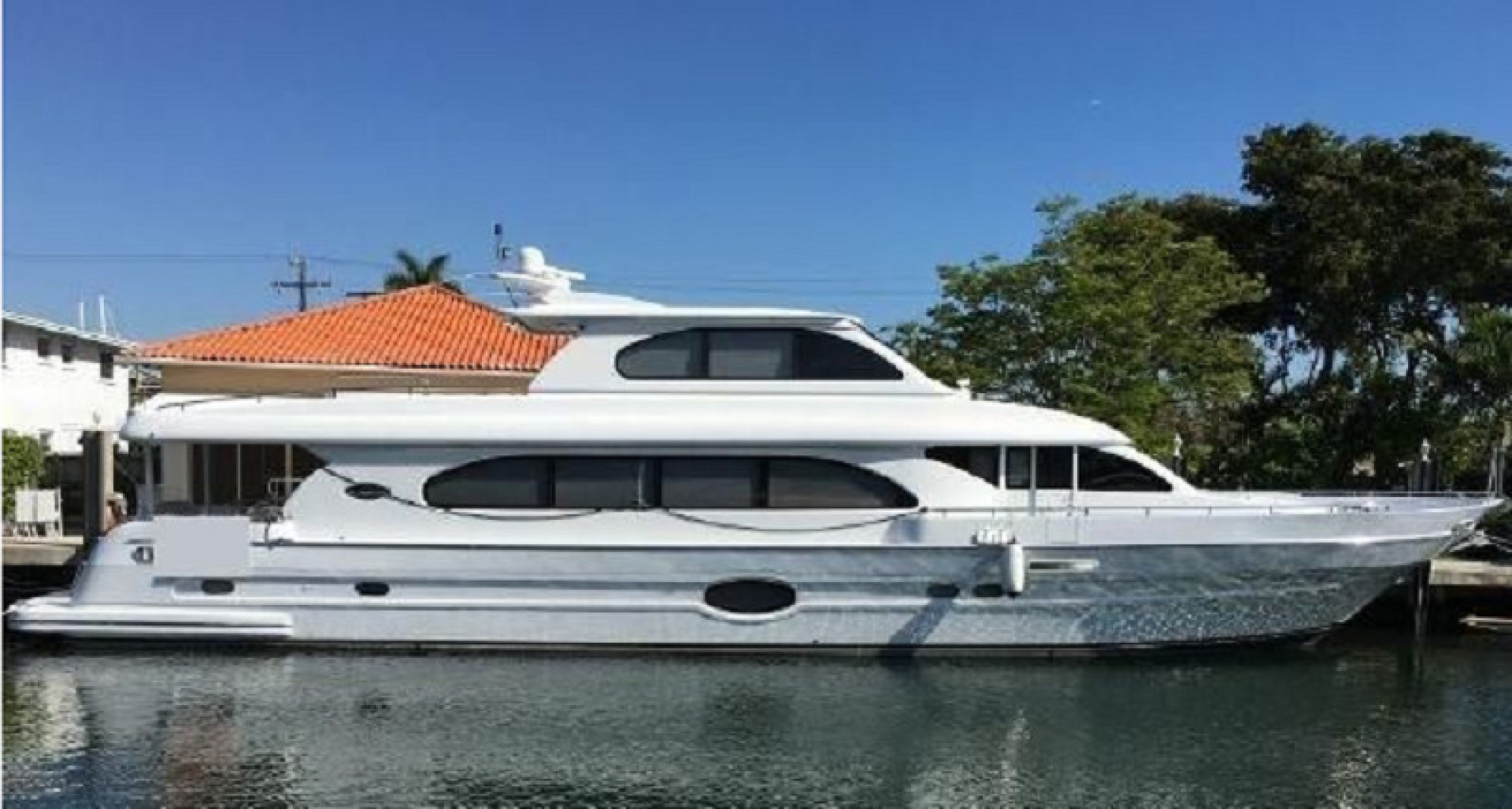 Tarrab-Tri Deck Motor yacht 1990 -Fort Lauderdale-Florida-United States-1551611 | Thumbnail