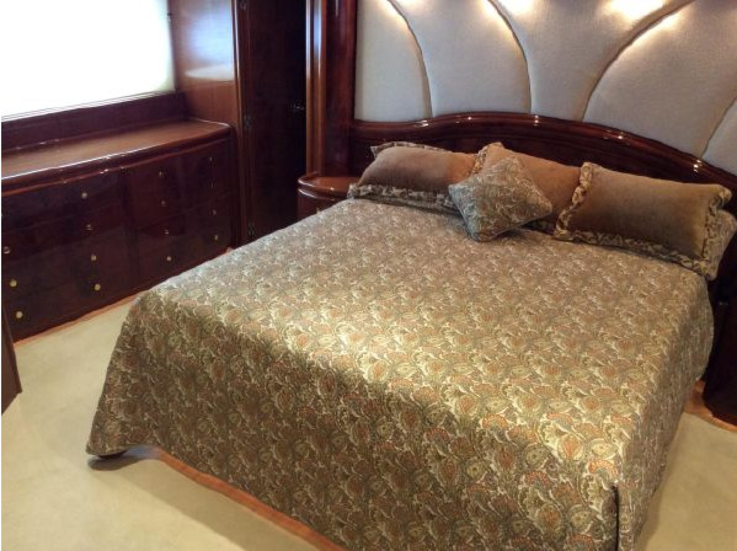 Tarrab-Tri Deck Motor yacht 1990 -Fort Lauderdale-Florida-United States-1551620 | Thumbnail