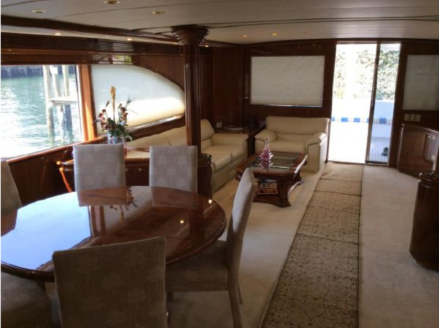 Tarrab-Tri Deck Motor yacht 1990 -Fort Lauderdale-Florida-United States-1551613 | Thumbnail