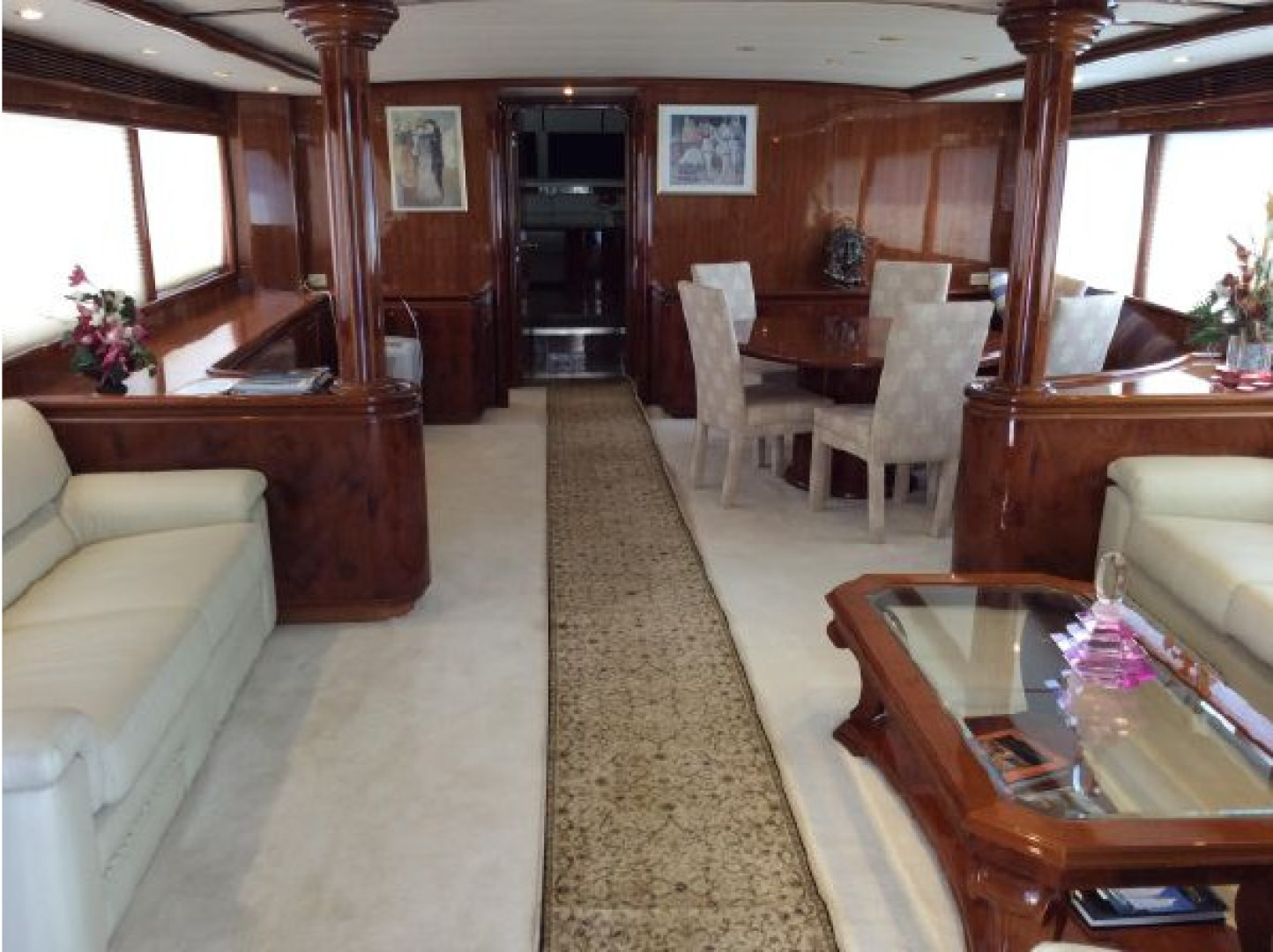Tarrab-Tri Deck Motor yacht 1990 -Fort Lauderdale-Florida-United States-1551615 | Thumbnail