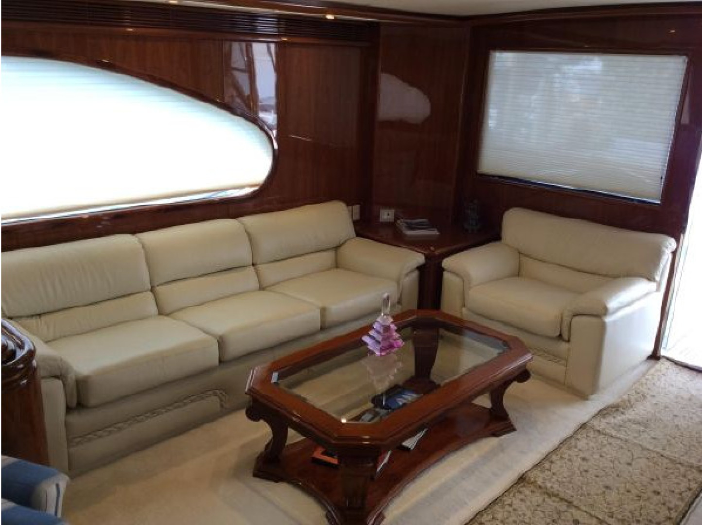 Tarrab-Tri Deck Motor yacht 1990 -Fort Lauderdale-Florida-United States-1551612 | Thumbnail