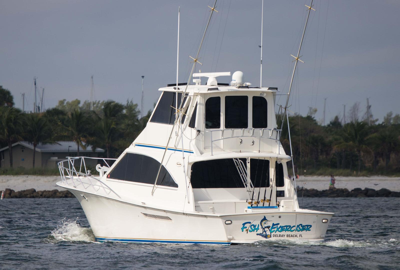 Ocean Yachts 2000-FISH EXERCISER Riviera Beach-Florida-United States-1552093 | Thumbnail